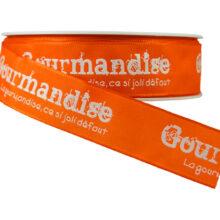 Gourmandise Print Ribbon