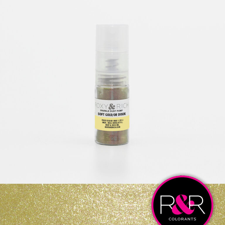 Sparkle or Luster Dust Pump, by Roxy&Rich