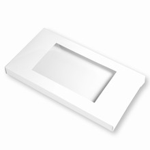 WHITE COLLECTION BAR SLEEVE