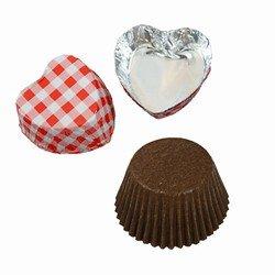 Caissettes pour chocolat