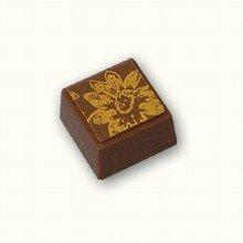 Carré moule chocolat