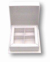 Laurentien white box, 4ct