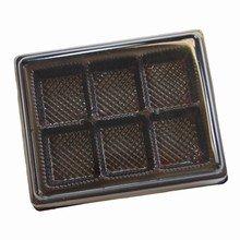 Espresso pvc thermoformed box (13E)