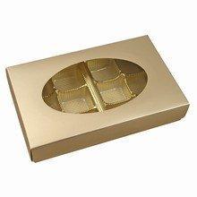 Platinum rectangular box