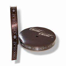 rc19 Brown and White Chocolat Ribbon