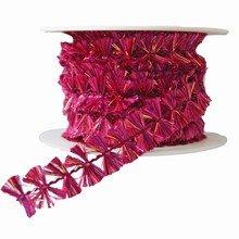 Double fringe ribbon