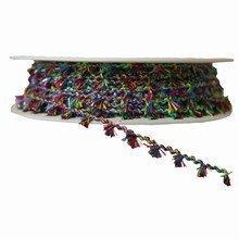 Multicoloured Fringe Ribbon