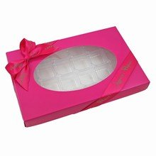Fuschia, 1 lb rectangular box