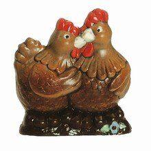 3005B couple de poules moule