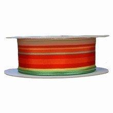 r597 Watermelon Striped Ribbon