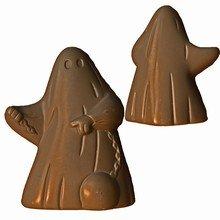 Moule à chocolat, fantôme 3D