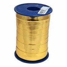 RB116 Bolduc ribbon metallic gold