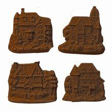 Assorted Houses Mold (CC-C2)