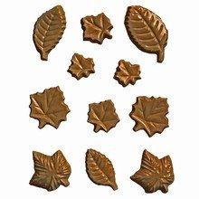 Moule assortiment de feuilles (CC-F42)