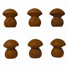 Moule personnage champignon 3D (CC-F81)