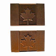 Canadian flag mold (CC-G198)