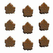 Canadian Maple Leaf bitesize mold