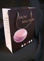 Macaron gift bag