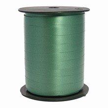 Ribbon Bolis Hunter Green Crimped