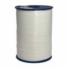 Bolduc ribbon white