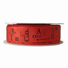 r200 Red 'Chocolat' ribbon