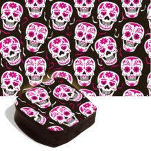 Las Calaveras Sugar Skull Transfer Sheets