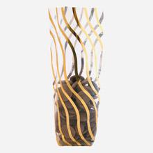 Sachet cello serpentin doré (5S)
