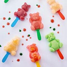 Baby animal ice molds