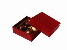 Red Croco 4ct Box