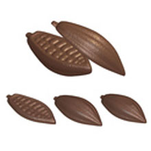 Cocoa Pod 3D Mold