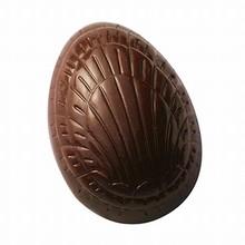 Moule chocolat, petits œufs striés