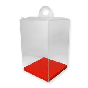 Crystal 4 box, with revesible inner cardboard (10) (50)