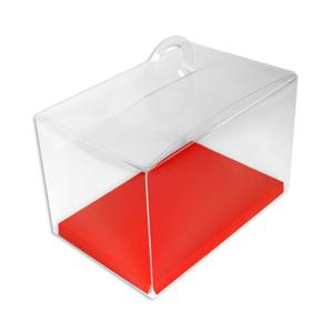 Crystal 6 box, with revesible inner cardboard (10)