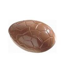 Moule double œuf craquelé (96mm)