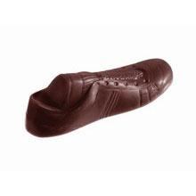 Moule chocolat soulier de soccer