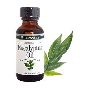 Huile d'Eucalyptus, naturelle