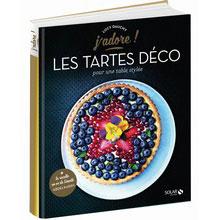 """Les tartes déco - j'adore"" - Lucy Dauchy"