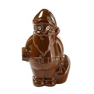 Moule chocolat Père Noël