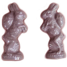 3D Bunny with Basket mold