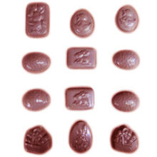 Assorted Easter mold