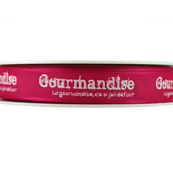 Pink Gourmandise Ribbon_15mm