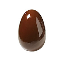 Large smooth 3D egg (8.3in)