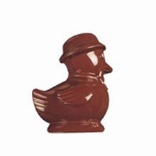 Little Miss Duck Chocolate Mold