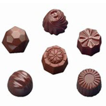 Assorted Designs Chocolate Mold