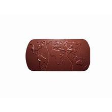 Moule chocolat tablette carte du monde