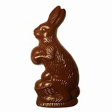 Moule chocolat lapin