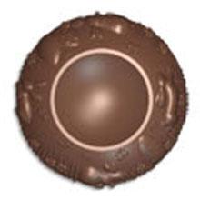 Moule chocolat base d'oeuf