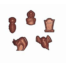 Assorted Halloween Chocolate Mold