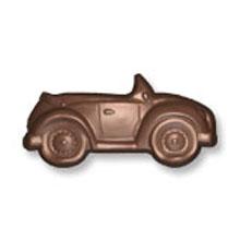 Moule chocolat double voiture