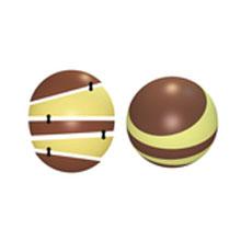 Sphère démontable (100mm)